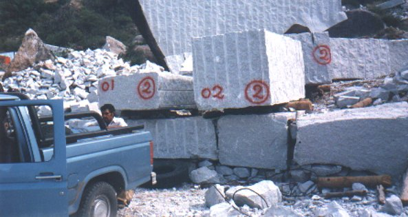 A canteras granito nor oeste c rdoba agenda negocios for Granito argentina